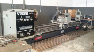 Torno Mecanico Veker TVK-48160ECO | Vision Mach Equipamentos