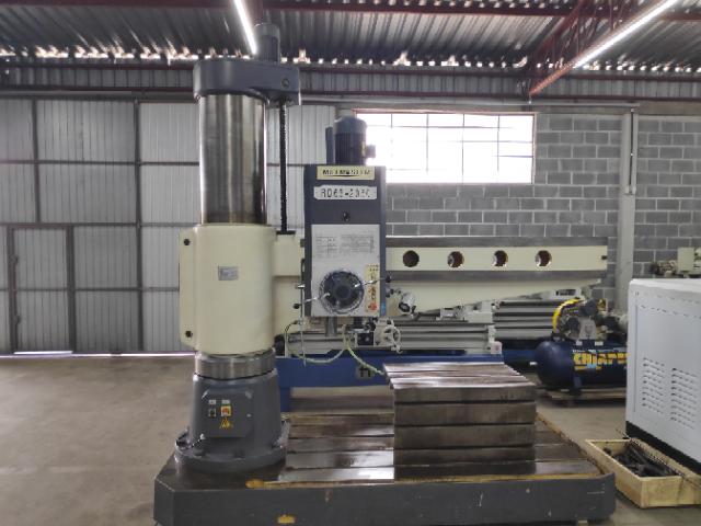 Furadeira Radial, Millmaster, RD63-2050 | Vision Mach Equipamentos